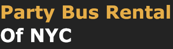 Party Bus Rental of NYC Logo